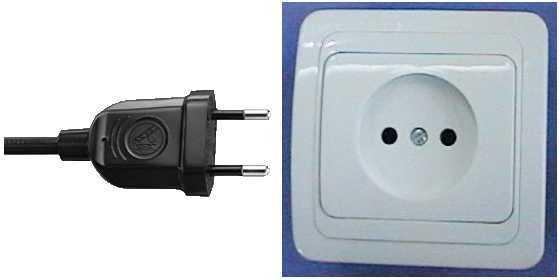 Electric Plug C