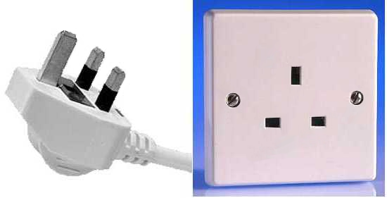 Electric Travel Adapter G Also
