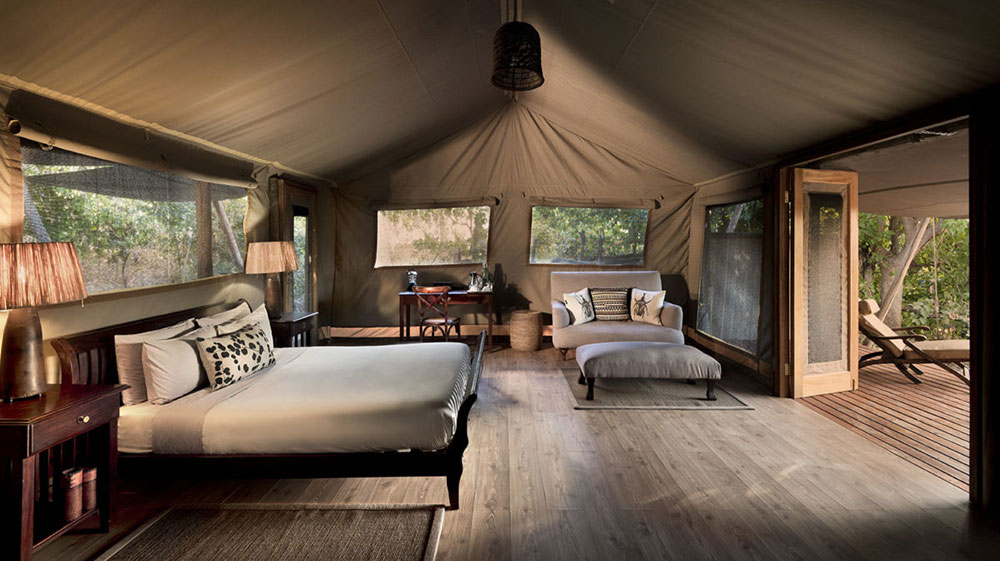 Linyanti Bush Camp Room