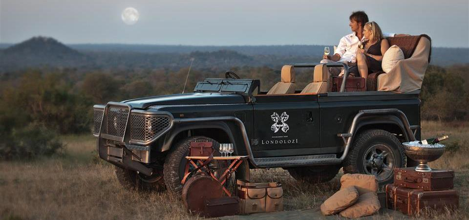 Londolozi Romantic Safari