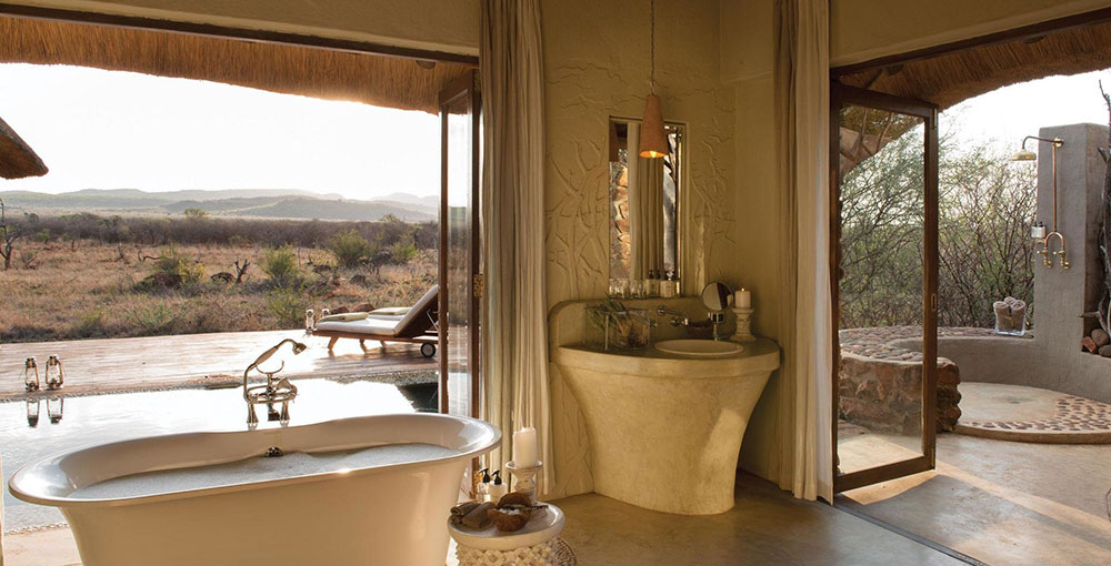 Madikwe Hills - Bathroom