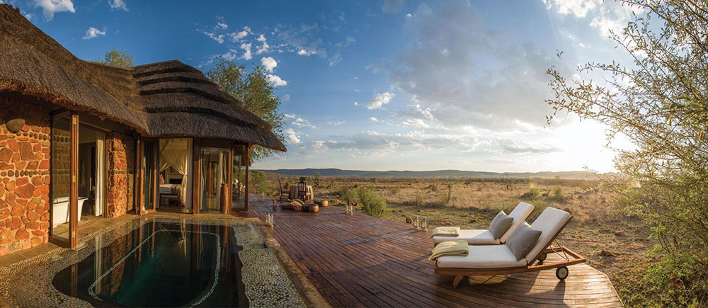 Madikwe Hills - Terrace