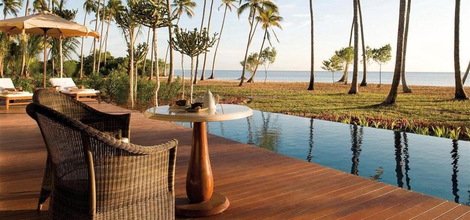 Residence Zanzibar Deck