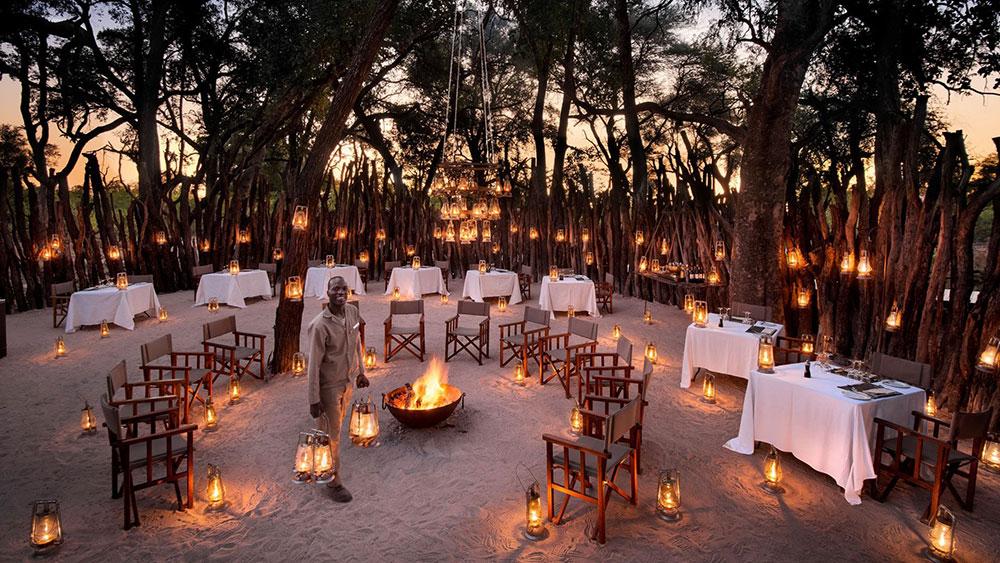 Nxabega Okavango Boma Dinner