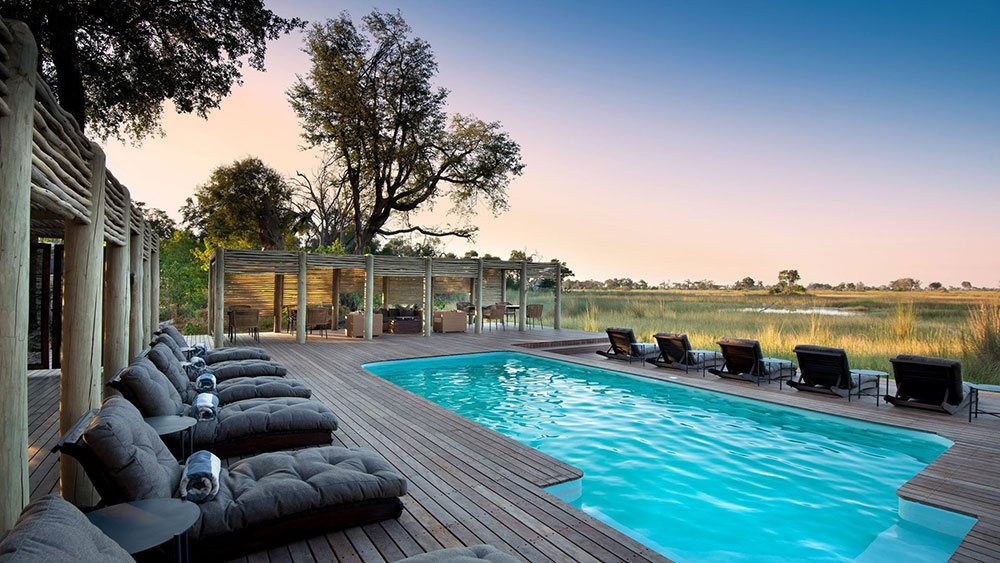 Nxabega Okavango Pool