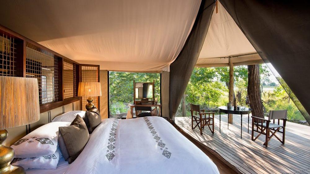 Nxabega Okavango Suite Interior