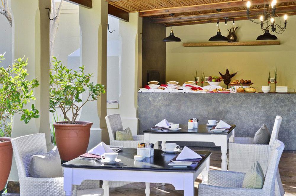 tilney manor breakfast