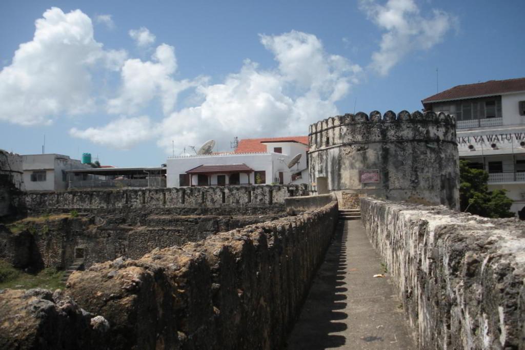 Zanzibar Old Castle