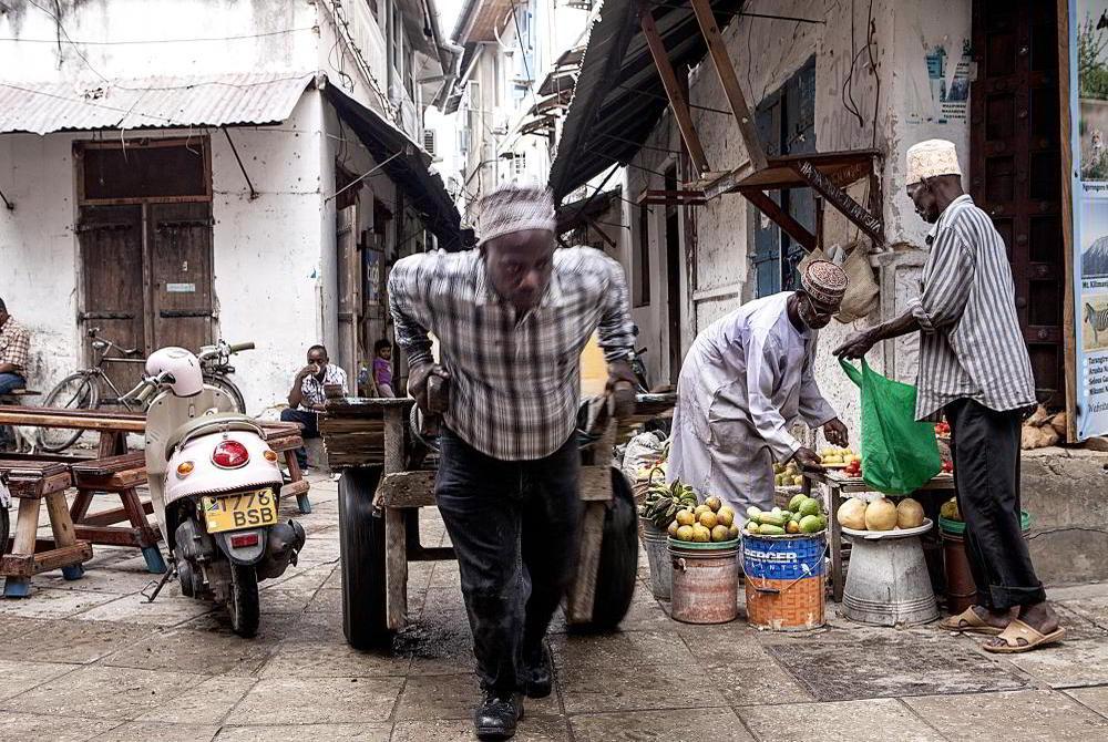 Zanzibar Trader