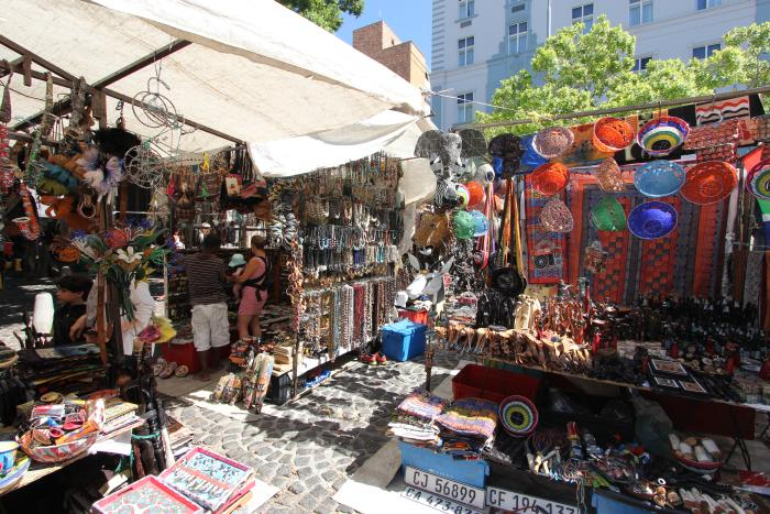 Green Market Square Cape Town