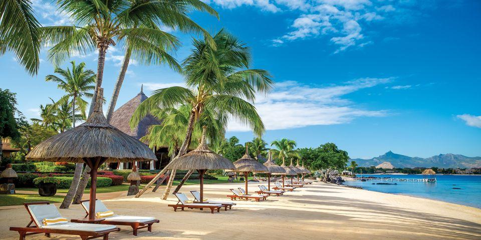 Oberoi Beach Mauritius