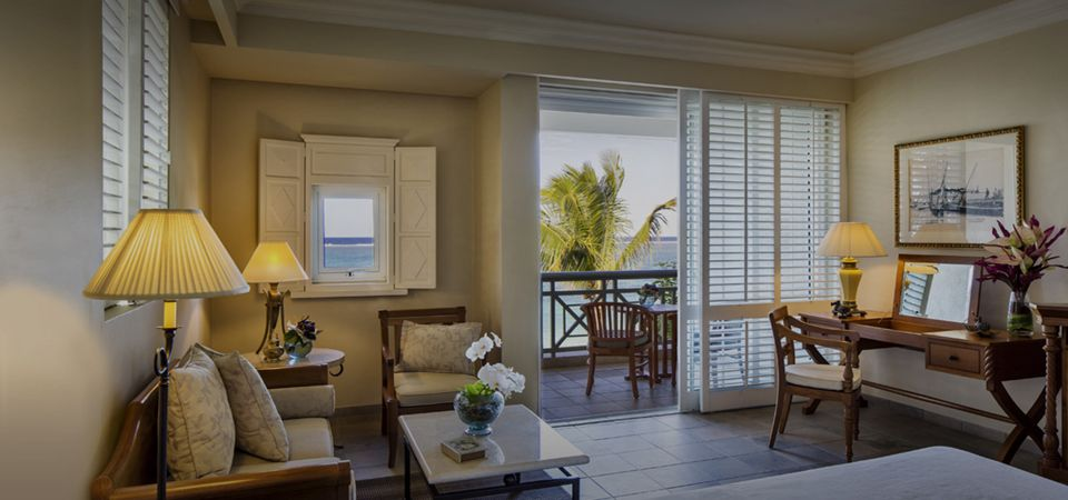 residence mauritius ocean view room