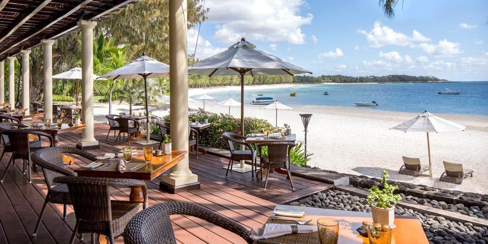 the residence mauritius restaurant