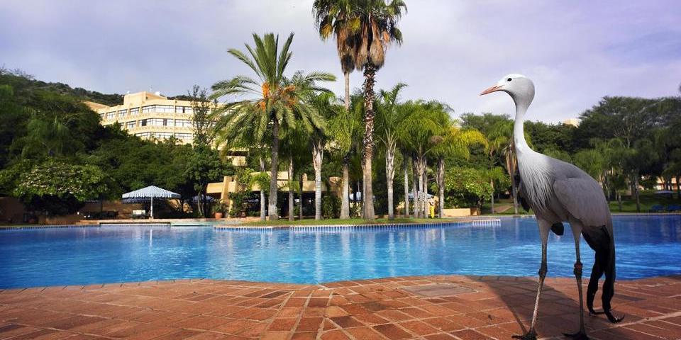Soho Hotel Sun City Pool