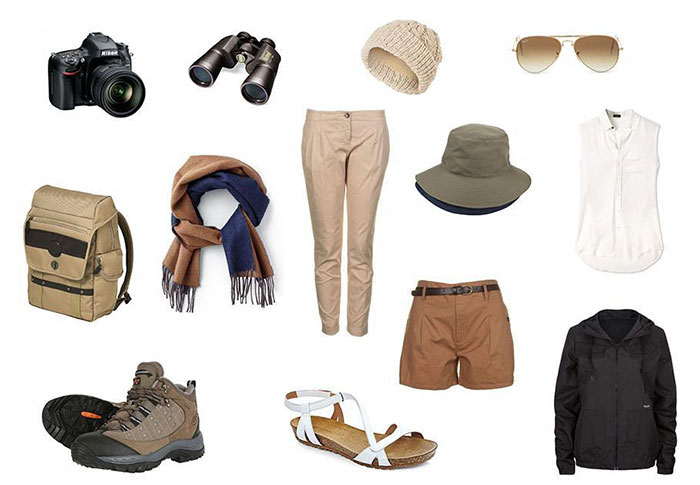 Safari Clothes for Women