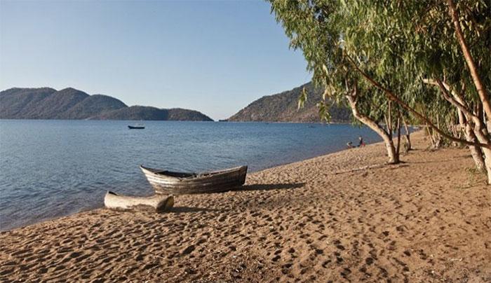 Lake Malawi Dugout Canoe
