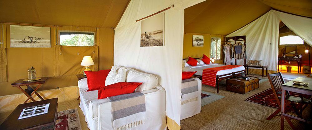 Elephant Pepper Camp Family & Honeymoon Tent