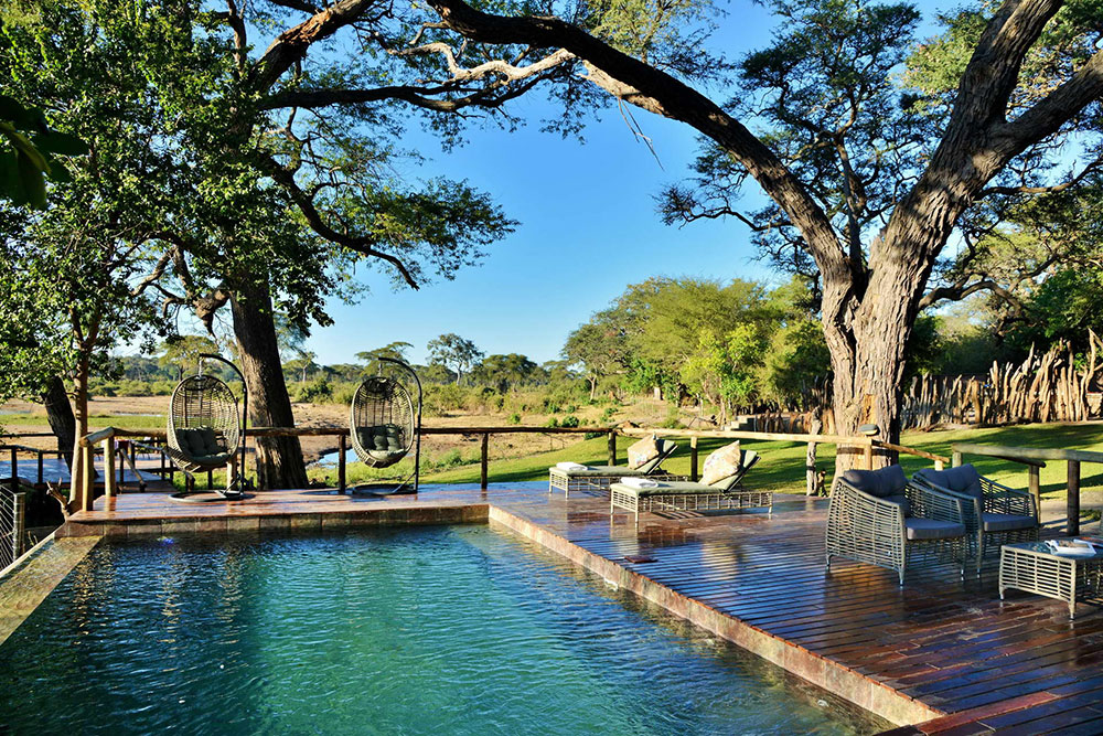 Elephant Valley Lodge Pool