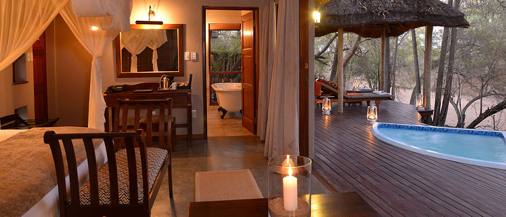 Imbali Safari Lodge Suite