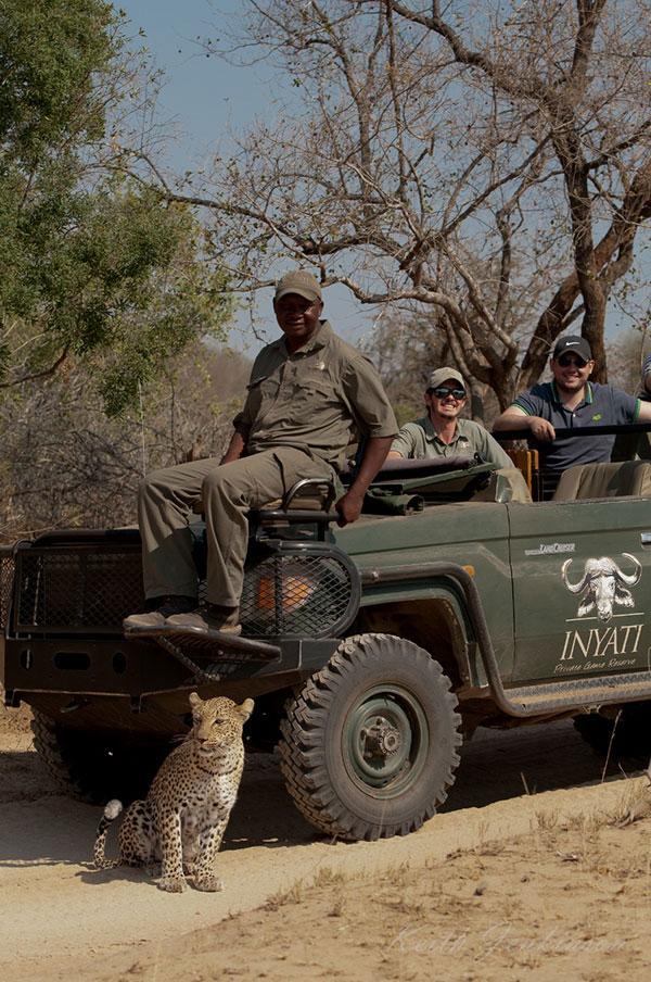 Inyati Safari