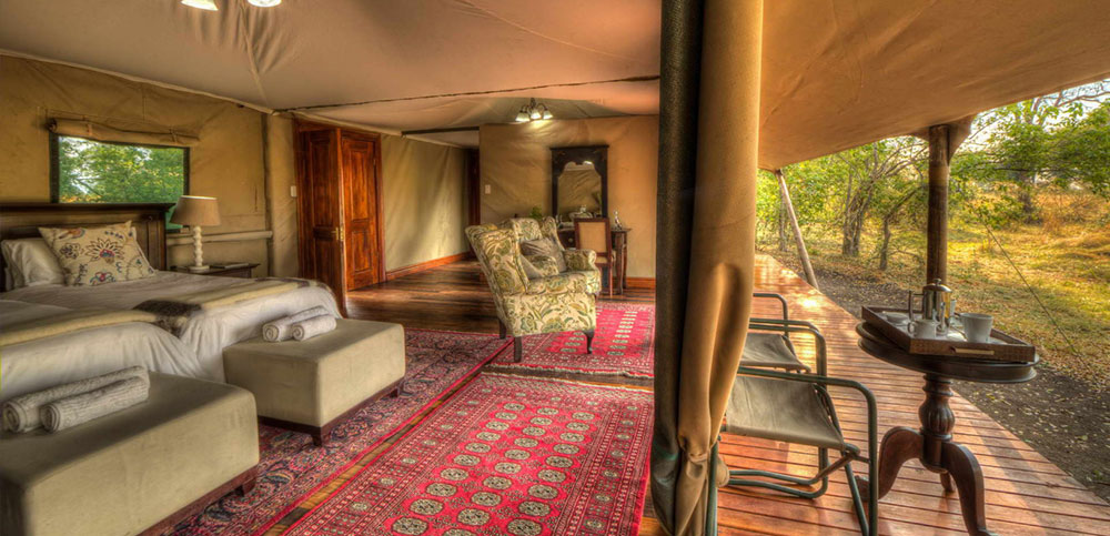 Kadizora Camp Luxury Suite
