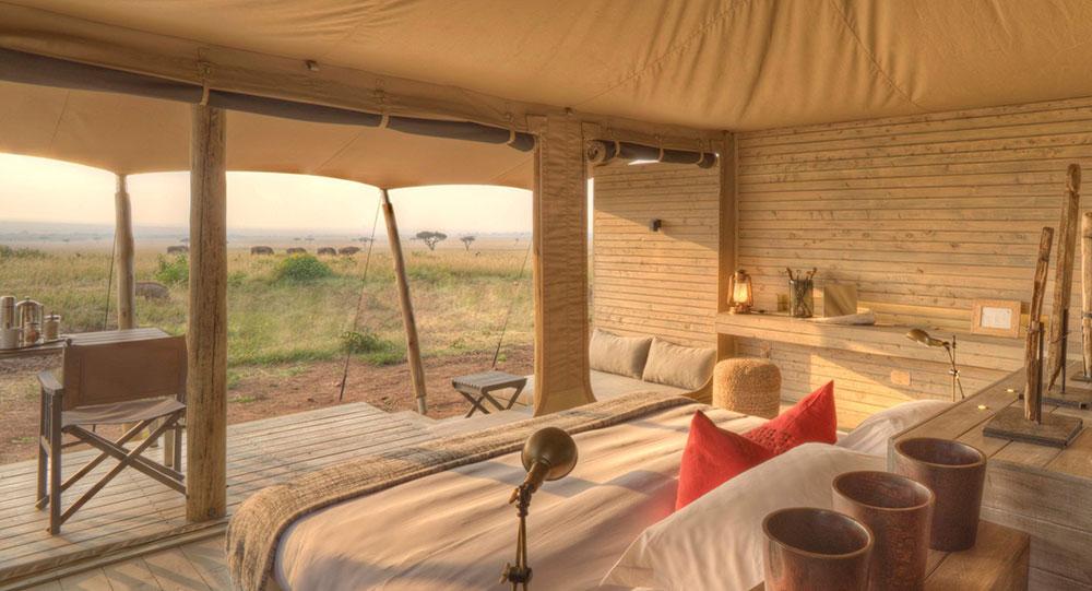 Kichwa Tembo Superior Room View
