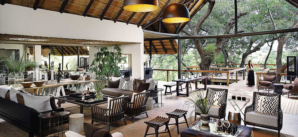 Londolozi Tree Camp Lounge