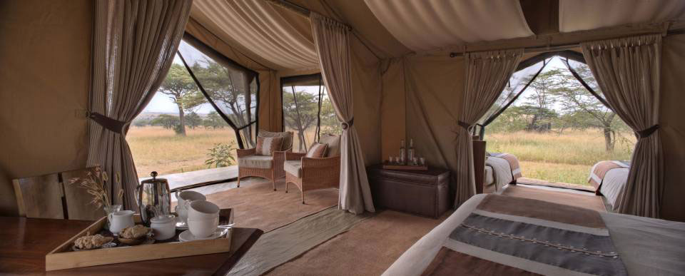 Naboisho Camp Tent