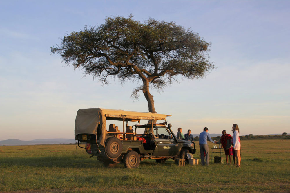 Naboisho Camp Safari