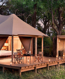 Nxabega Exclusive Tented Suite
