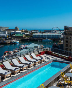 Radisson Red Rooftop Pool