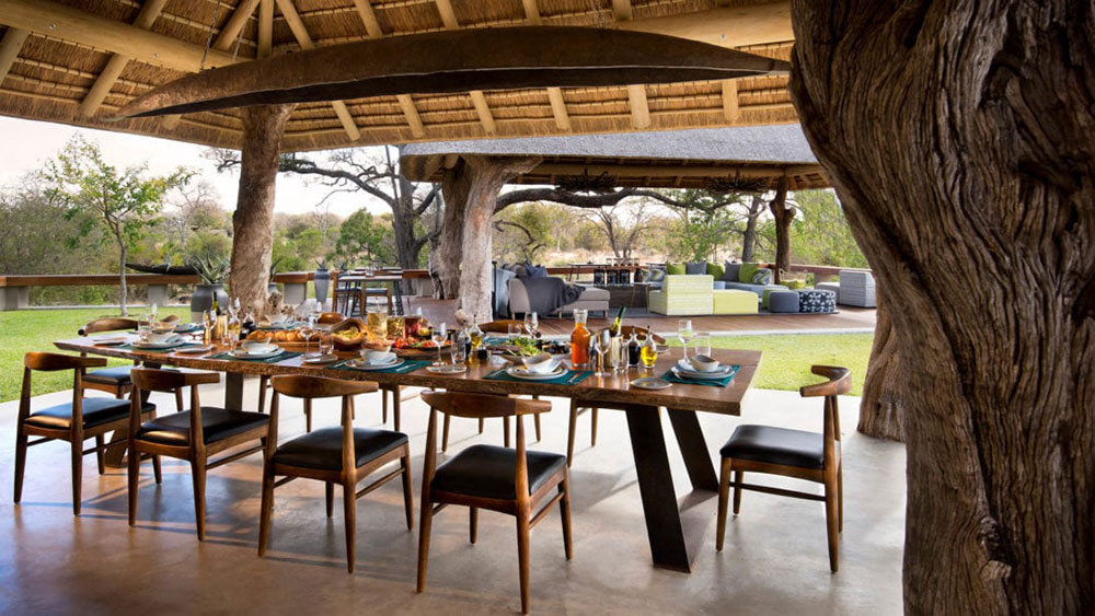 Rockfig Safari Lodge Lunch