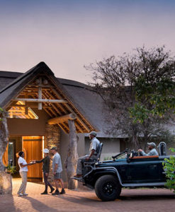 Rockfig Safari Lodge Welcome