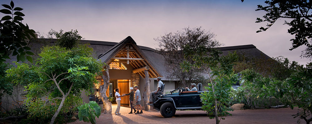 Rockfig Safari Lodge Welcome