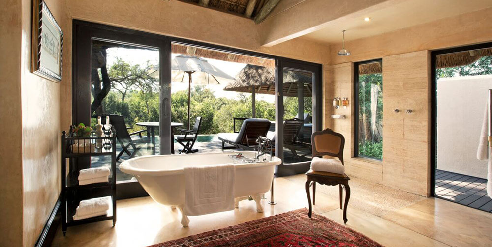 Royal Malawane Luxury Suite Bathroom
