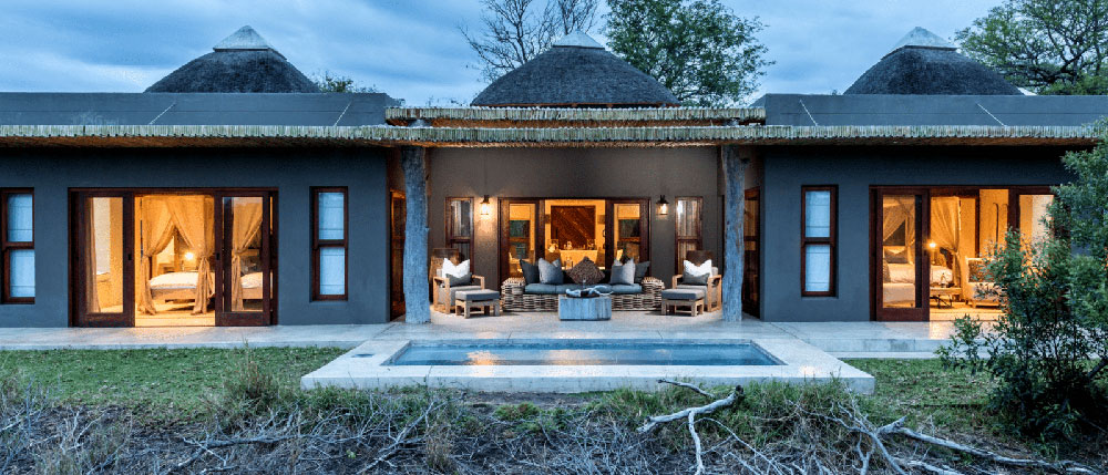 Sabi Sabi Bush Lodge Exterior