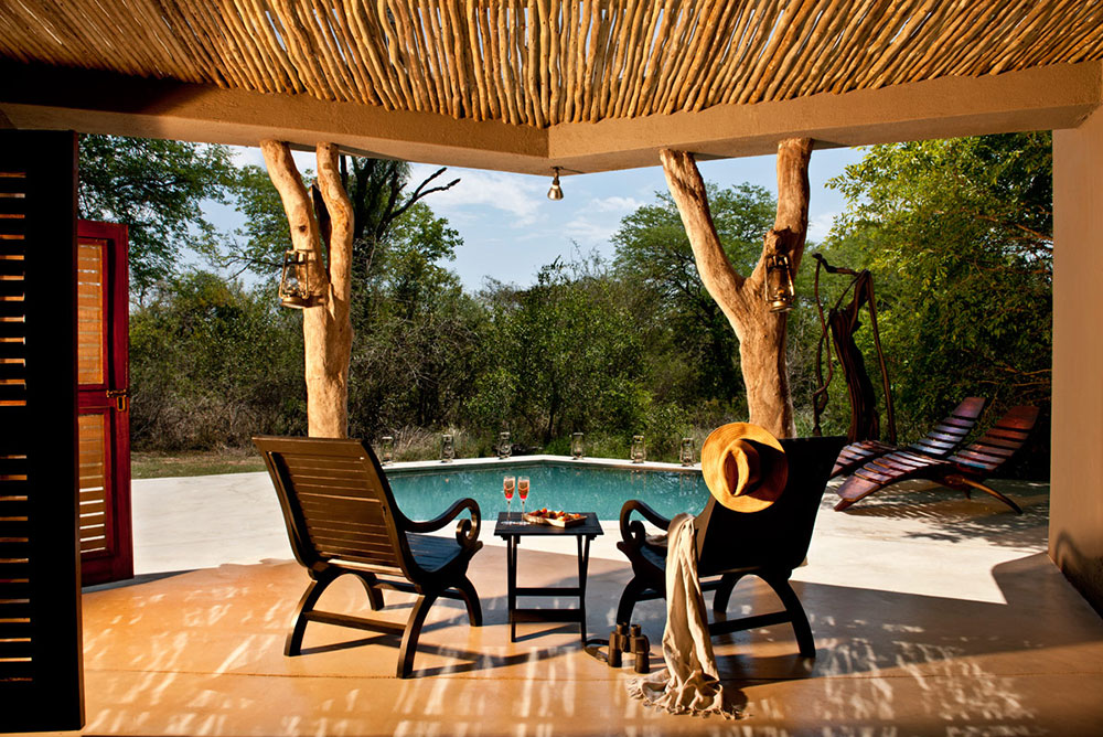 Sabi Sabi Bush Lodge Pool