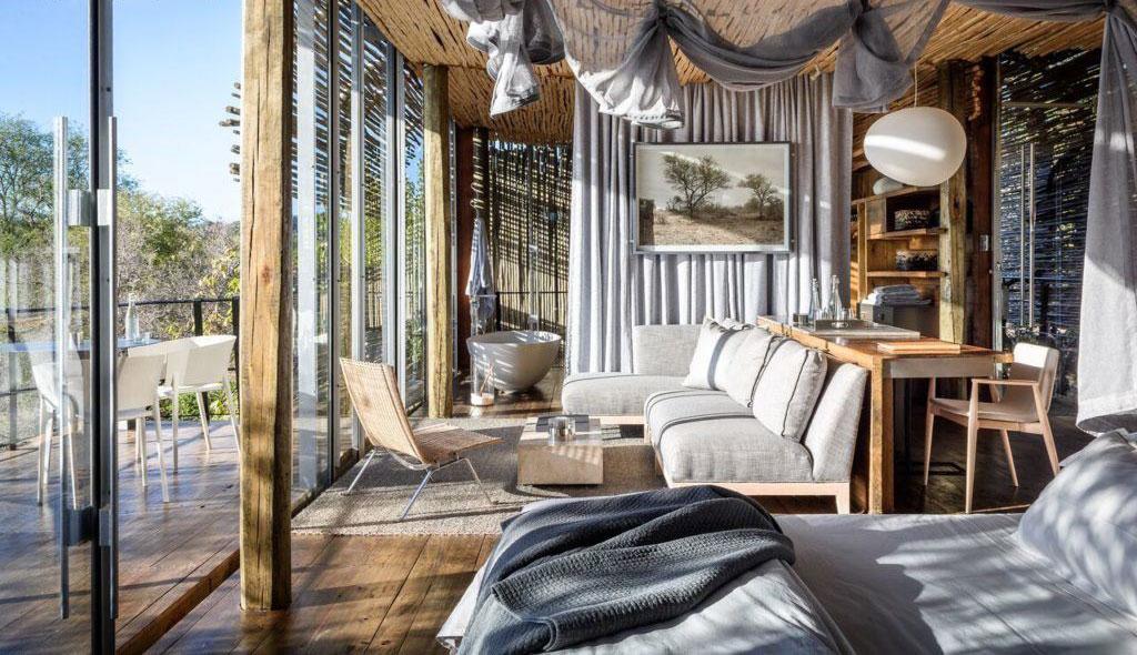 Singita Lemombo Lodge Suite