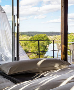 Singita Lebomobo Bedroom
