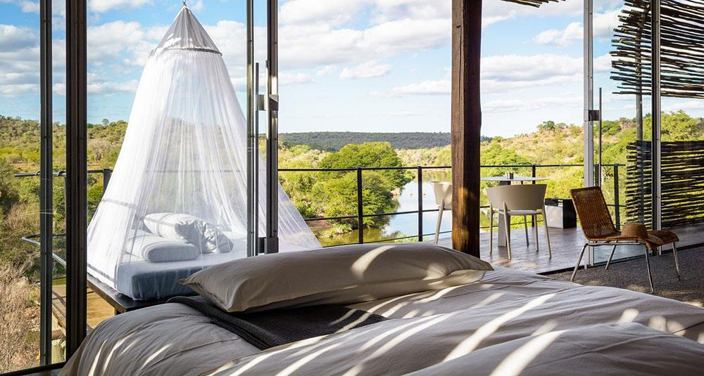 Singita Lebomobo Bedroom