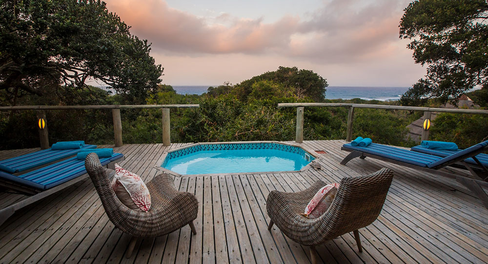 thonga beach lodge deluxe ocean suite
