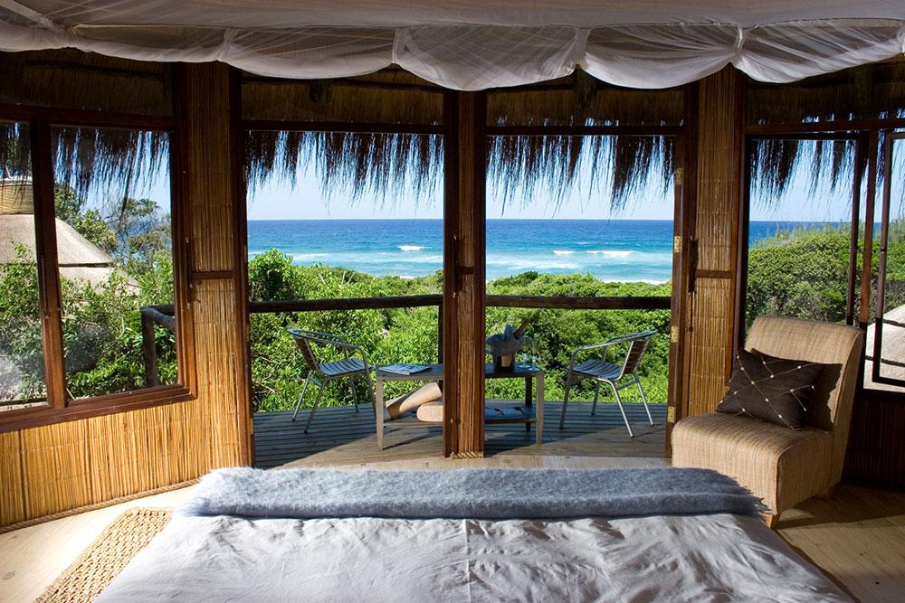 Thonga Beach Lodge Ocean View Room