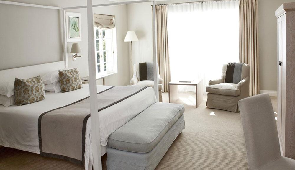 Le Franschhoek Hotel Spa Room