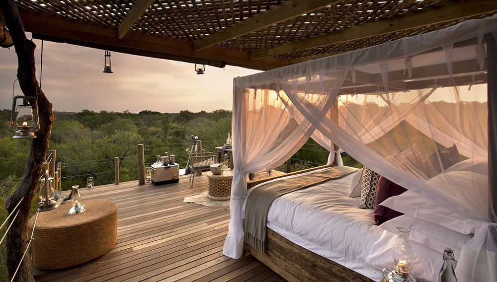Lion Sands River Lodge - Kingston Treehouse