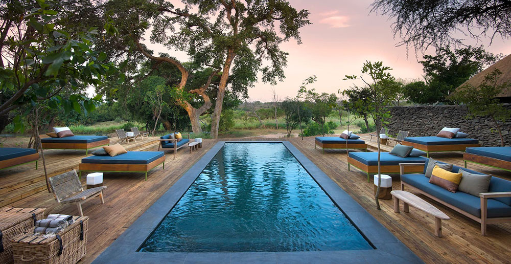 Lion Sands River Lodge - Guest Pool