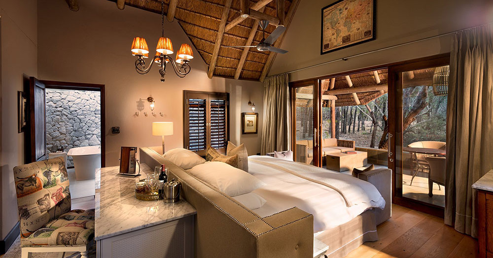 Ngala Safari Lodge Cottage