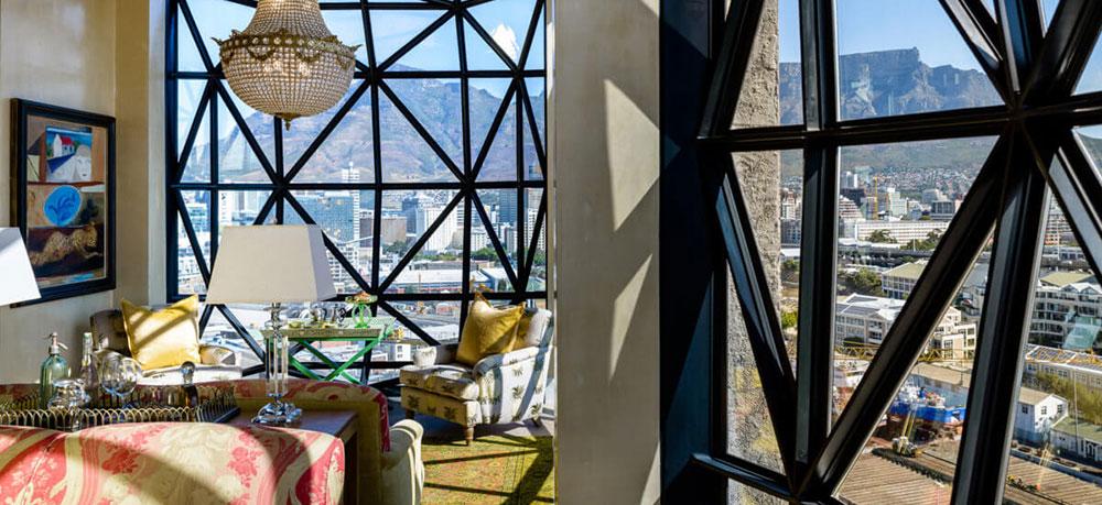 The Silo Hotel Penthouse