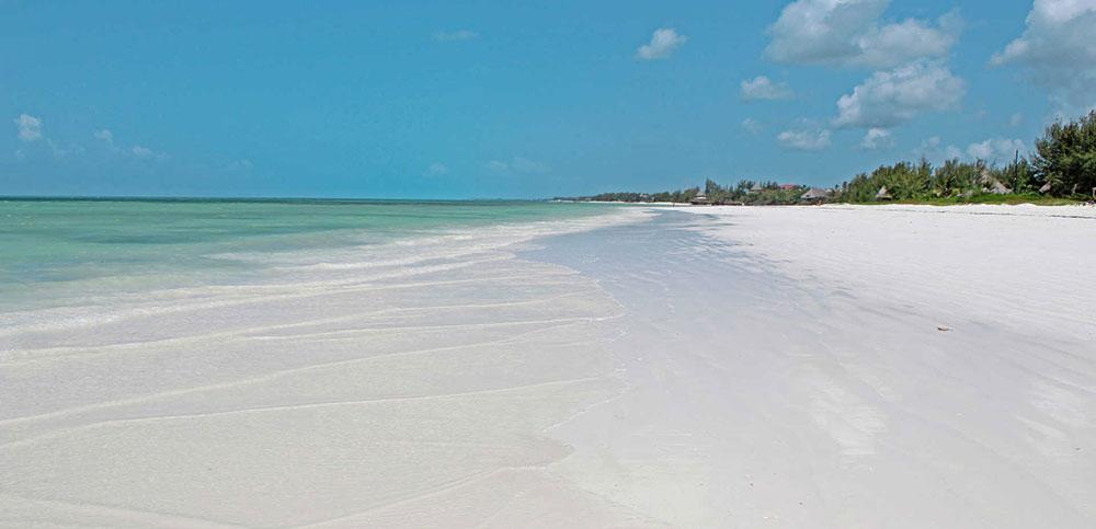 Zanzibar - White Sands - Beach
