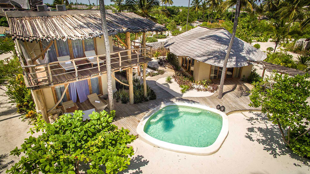 Zanzibar - White Sands - Family Suite