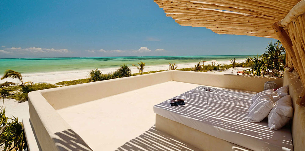 Zanzibar - White Sands - Terrace Room
